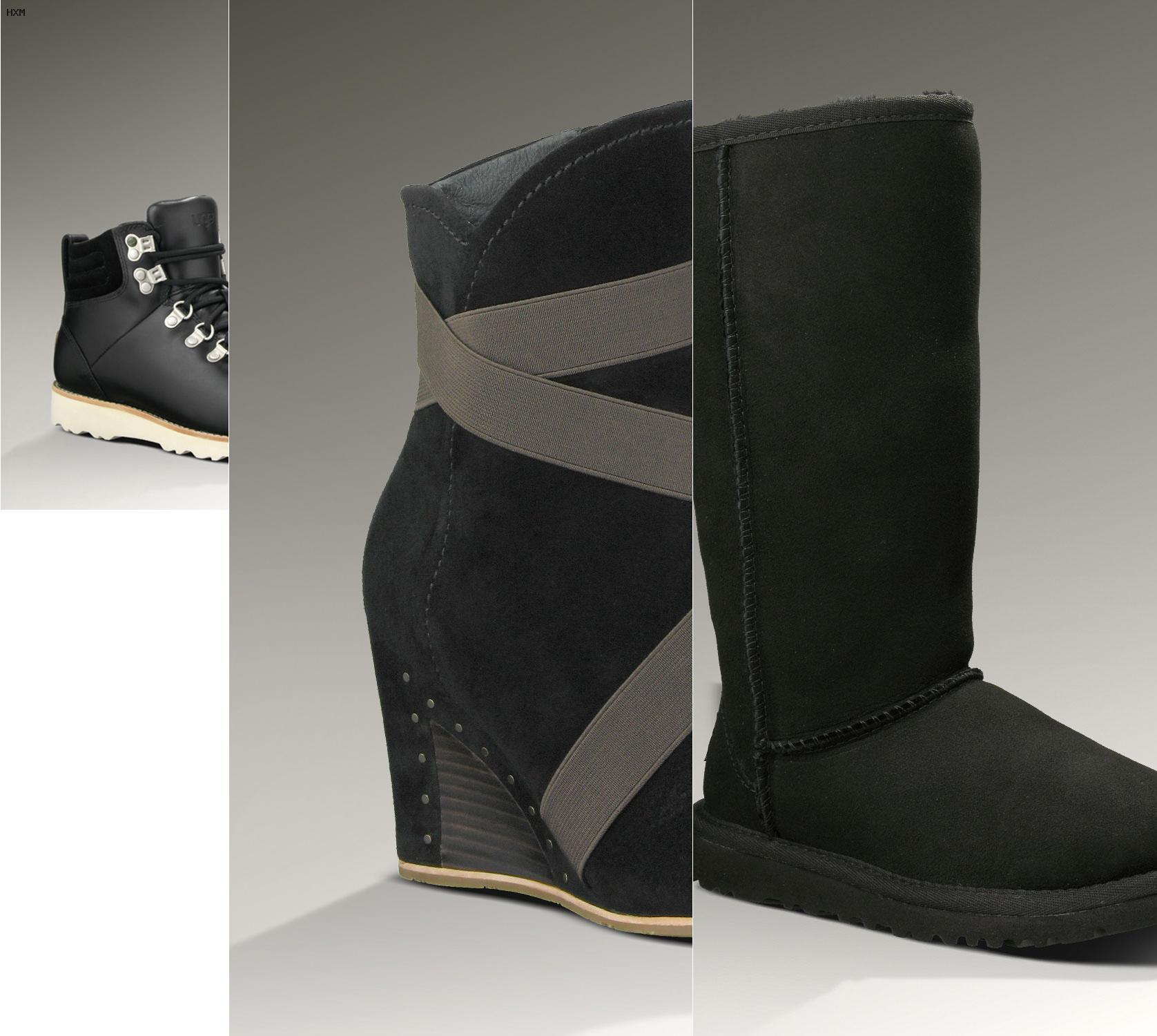 botas de mujer tipo ugg