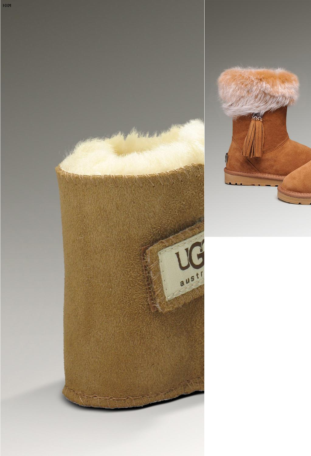 las ugg son impermeables